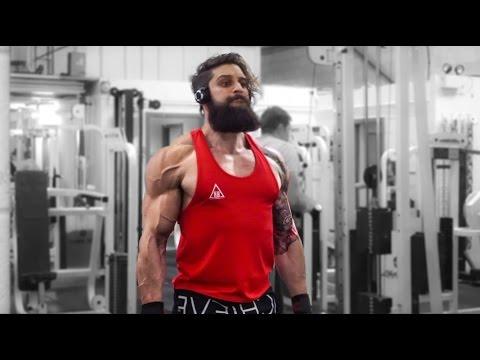HIGH VOLUME MUSCLE | Back Triceps Biceps TRAINING TUTORIAL