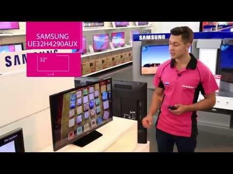 видео: Обзор телевизора samsung ue32h4290aux