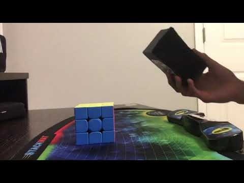Disappearing Rubik's Cube. 6th Magic Trick!