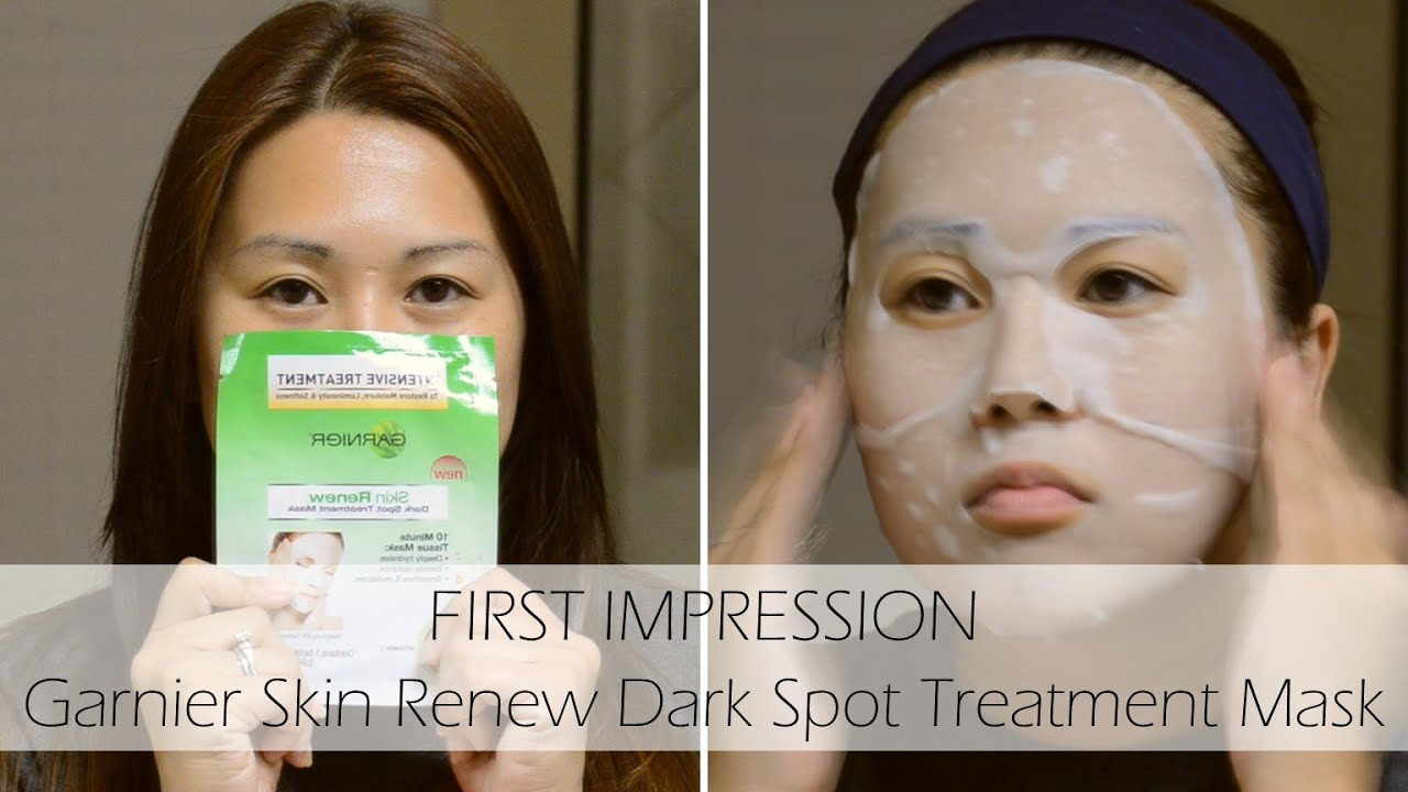 Face Mask For Dark Spots