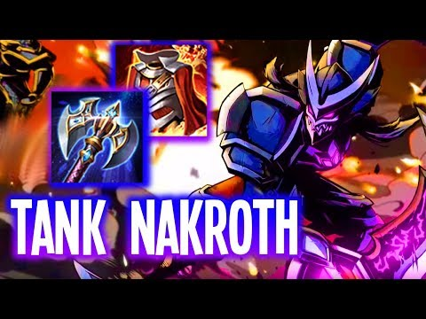 NAKROTH AOV: STRONG NAKROTH BUILD FOR BEGINNER | Arena of Valor Nakroth ROV Builds