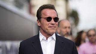 Arnold Schwarzenegger looks to reshape Republican Party