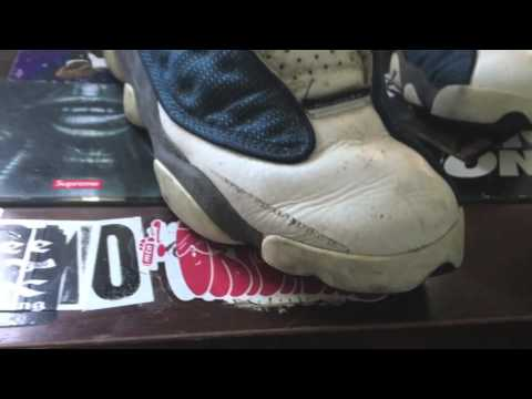 AIR JORDAN FLINT 13 RESTORATION