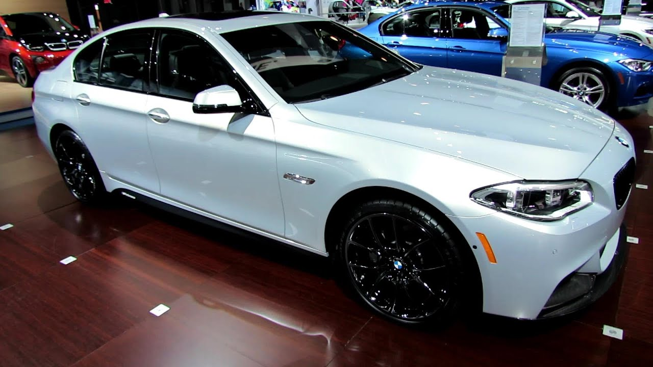 2014 bmw 535i xdrive m sport line exterior and interior walkaround 2014 new york auto show youtube