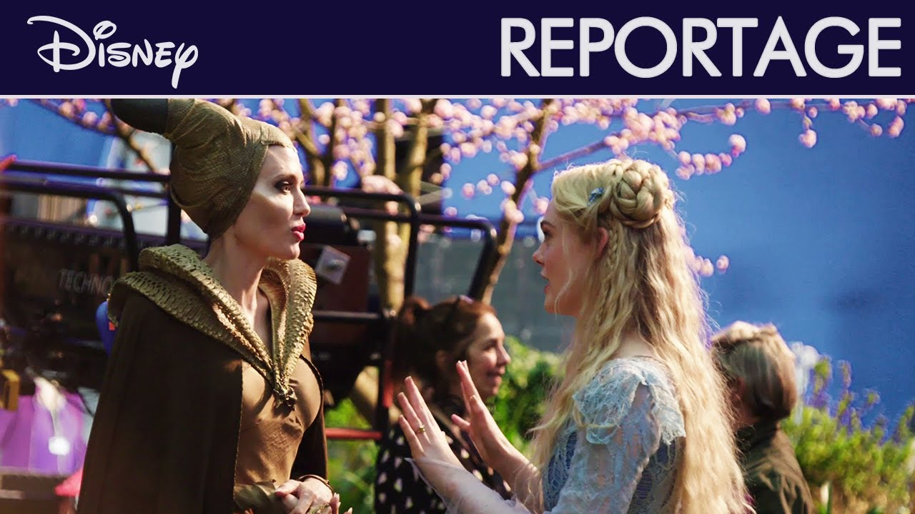 Maléfique : Le Pouvoir du Mal - Reportage : Retour à la Lande   Disney