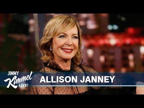 Allison Janney on Carol Burnett, Turning 60 & The West Wing