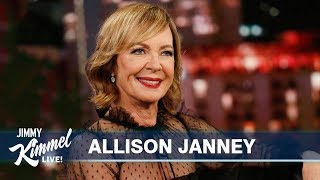 Allison Janney on Carol Burnett, Turning 60 & The West Wing