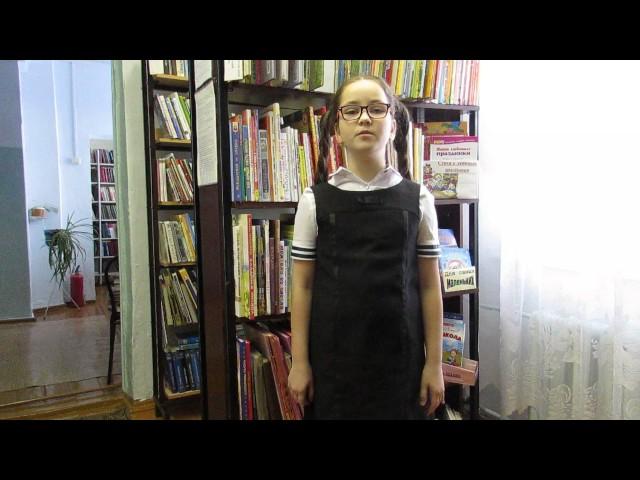 Изображение предпросмотра прочтения – ОльгаСеменова читает произведение «Радуга (Как неожиданно иярко…)» Ф.И.Тютчева
