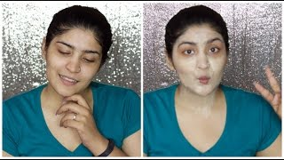 Weekly Deep pore cleansing routine with Plum || Sjlovesjewelry