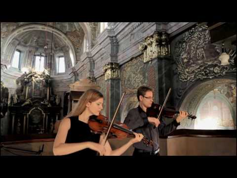 J. Pachelbel- Canon violin duet and organ