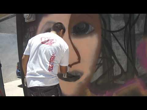 GRAFFITI SMURF RTG 03