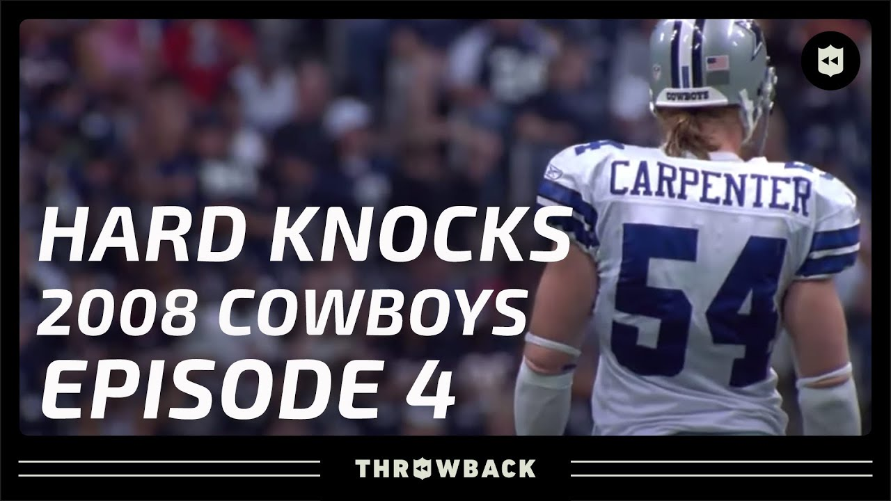 Take Advantage of Your Opportunity | 2008 Cowboys Hard Knocks