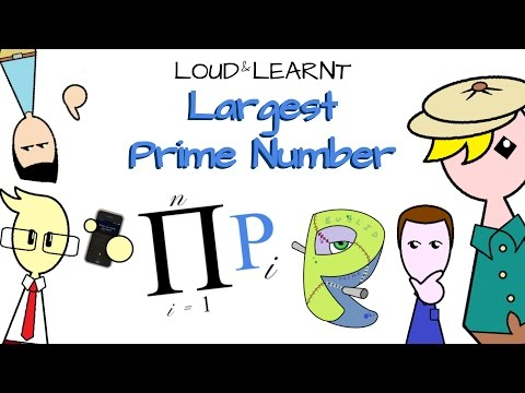 Prime Numbers - Is There a Largest?