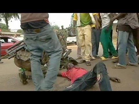 República Centro-Africana: pilhagens, assassínios, fome