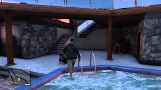 Grand Theft Auto V végigjátszás 33. - X+B baromkodás
