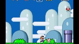 Super Mario World IceBallz 2 - Gaming Spotlight: Super Mario World Iceballz - User video