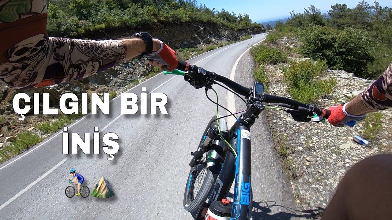 70 km ile viraj mtb çılgın iniş yılan bunny dağ bisikleti