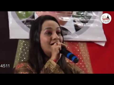 Jis Path Pe Chala Singer: Rekha Raval (Sajda Sisters) By Ghanshyam Raval Surmandir Rajkot.