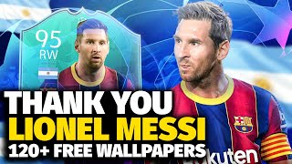 Thank You Leo | 120+ Free Wallpapers of Lionel Messi