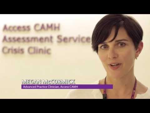 Access CAMH: One phone number making accessing services simple