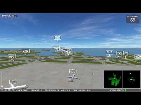 Airport Madness 3D E259 Move 100 at Boston