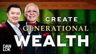 كيفية إنشاء ''الأجيال الثروة'' w/ تريليون دولار الرجل - دان بينيا