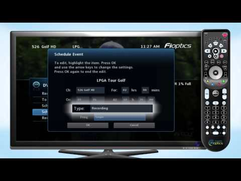 How To Use Your DVR With Fioptics TV - Cincinnati Bell