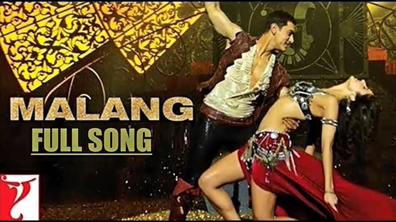 Dum Malang Malang Full Song Dhoom 3 Youtube