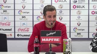 """Juan Villar: """"Tenía muchas ganas de ayudar al equipo"""""""