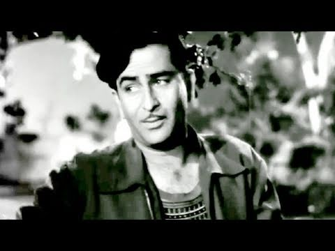 Yeh Raat Bheegi Bheegi - Raj Kapoor, Nargis, Manna Dey, Lata, Chori Chori Song