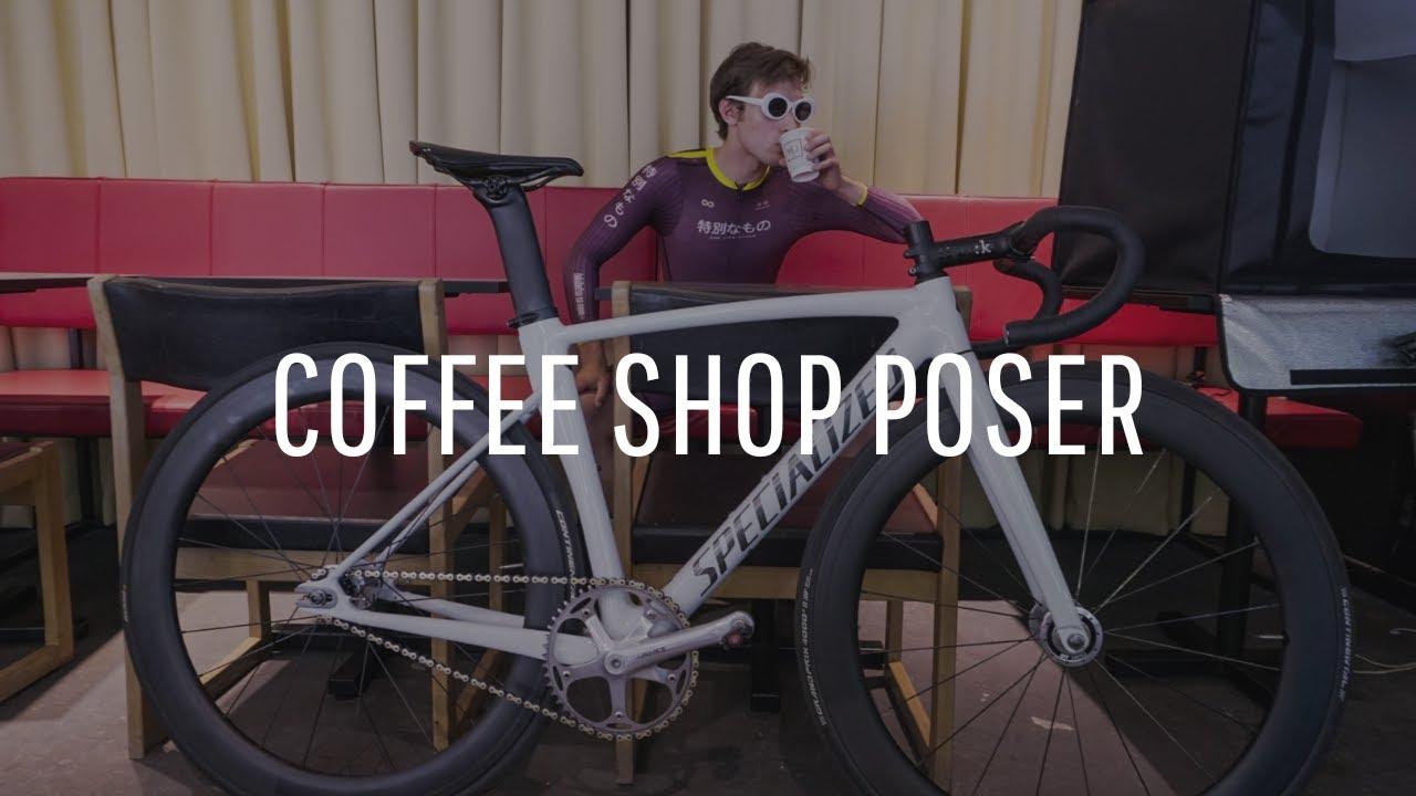 Coffee Shop Poser