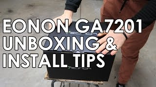 Video Eonon GA7201 Unbox & Install Tips BMW E39 download MP3, 3GP, MP4, WEBM, AVI, FLV Juni 2018