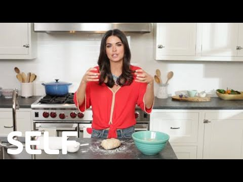 Katie Lee's Pizza for Bikini Lovers- SELF's Sporty Chef