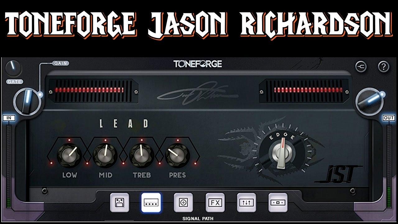 toneforge jason richardson free