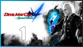 Devil May Cry 4 (PS4) - Parte 1 Español - Walkthrough / Let's Play