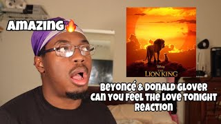 Baixar Beyoncé & Donald Glover - Can You Feel The Love Tonight | Reaction