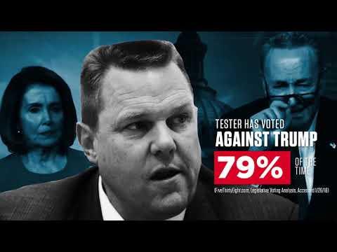 Senator Tester Doesn't Care | Montana Senate