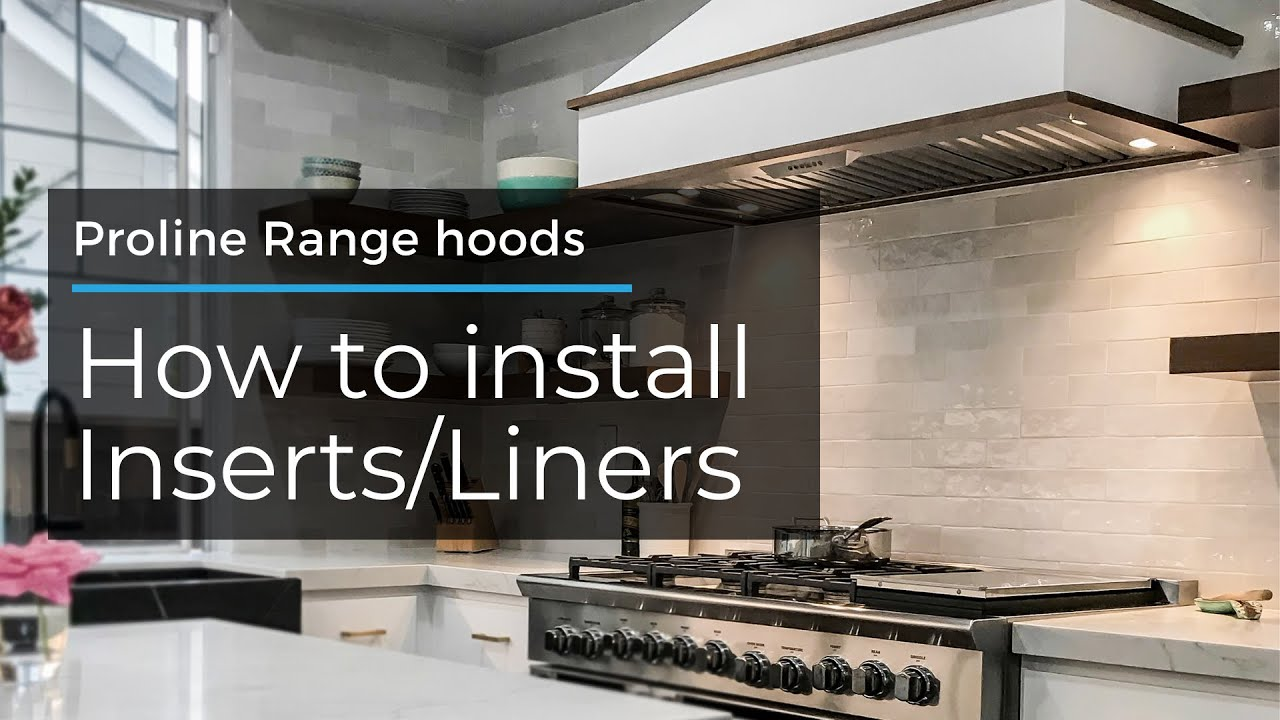 how to install inserts liners in 4 easy steps