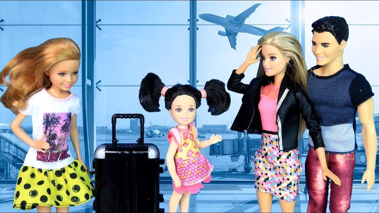 Трудный Ребёнок НЕ МОЖЕТ Жить с Нами! Мультик #Барби ...