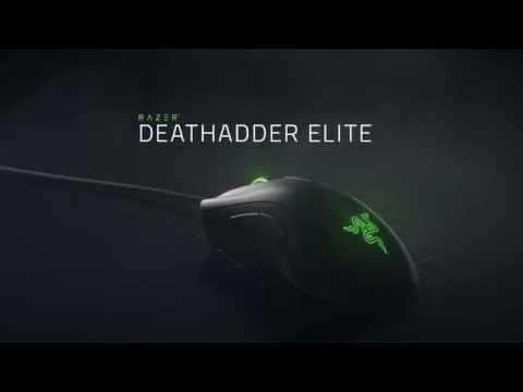 232969bb07f Razer DeathAdder Elite | The eSports Gaming Mouse - YouTube