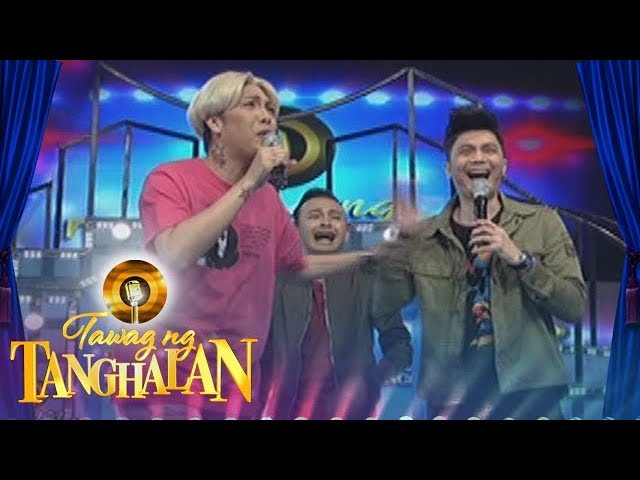 Tawag ng Tanghalan: Vice Ganda's 'hugot message' for men