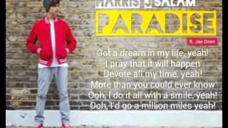 Video Harris J - Paradise - |Lyrics| download MP3, 3GP, MP4, WEBM, AVI, FLV Desember 2017