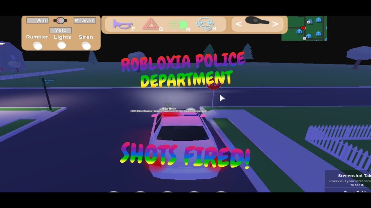 Download | Robloxia Police Department | SHOTS FIRED! | S1 E3