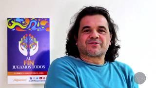 Conoce a Antonio Ortuño -Psicología Familiar- Al fin Jugamos Todos