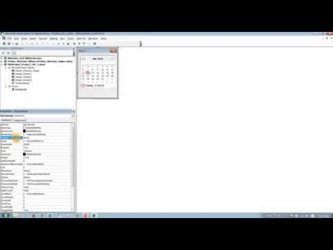 Excel Pop-up Calendar / Date Pick in any cell - Simple and easy ...