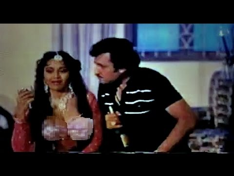 Aankh Se  Chhalka Aansu - BADKAAR (1987) SUPER HIT SONG
