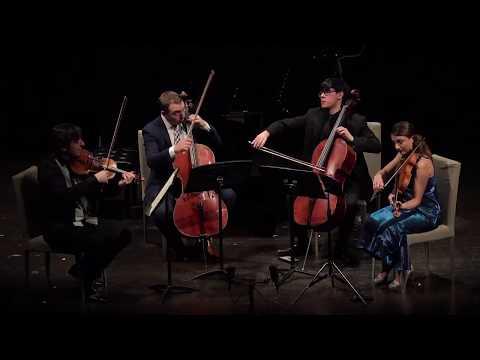 Anton Arensky String Quartet No. 2 in A minor, Op. 35 (excerpt)
