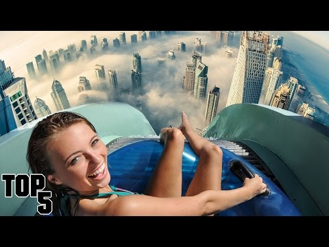 Thumbnail: Top 5 Most Insane Water Slides In The World