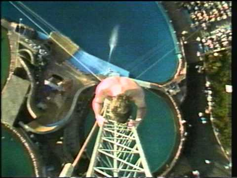 First 172 World Record High Dive - Rick Winters