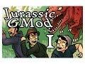 Jurassic Gmod - ft. UberHaxorNova & ImmortalHD Part 1 - The Legendary Fallopiantubasaurus